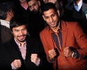 Sem confirmação de Mayweather, Pacquiao mira luta com Amir Khan