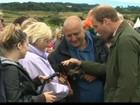 Príncipe William vai concluir missão de piloto de salvamento em Gales