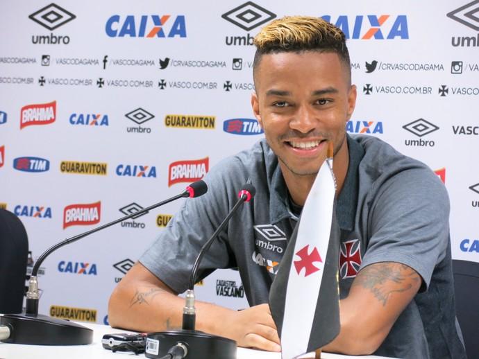 Rafael Silva, Vasco (Foto: Edgard Maciel de Sá)