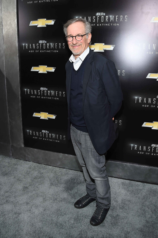 O diretor Steven Spielberg  (Foto: Getty Images)