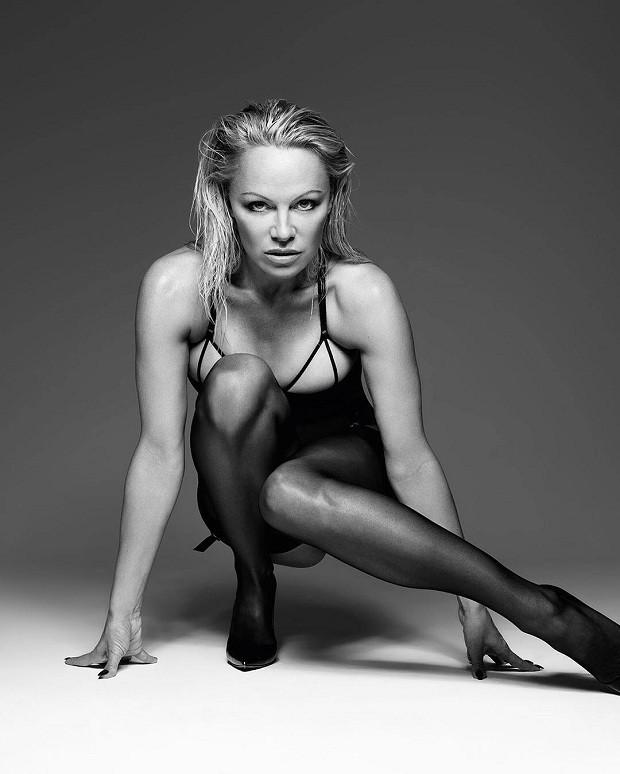 Pamela Anderson (Foto: Instagram / Reprodução)