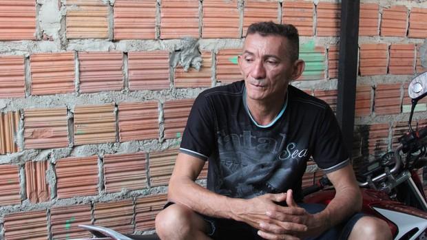 irmão de corintiano preso na Bolívia (Foto: Silvio Lima)