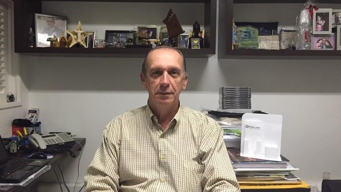 Jorge Moraes destaca que candidatura dele não está ligada a nenhum grupo (Foto: Jorge Moraes/ Arquivo Pessoal)