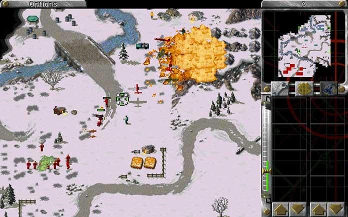 Command & Conquer Red Alert (Foto: Divulgação/EA Games)