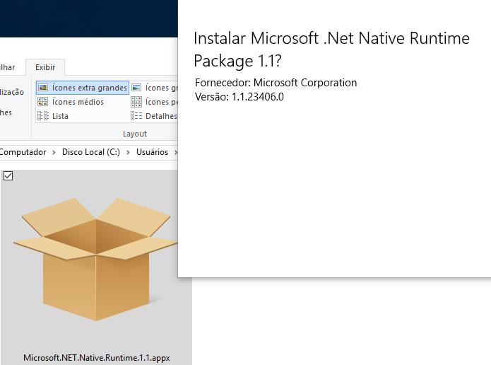 Descubra como instalar aplicativos universais no Windows 10  (Foto: Reprodução/Edivaldo Brito)