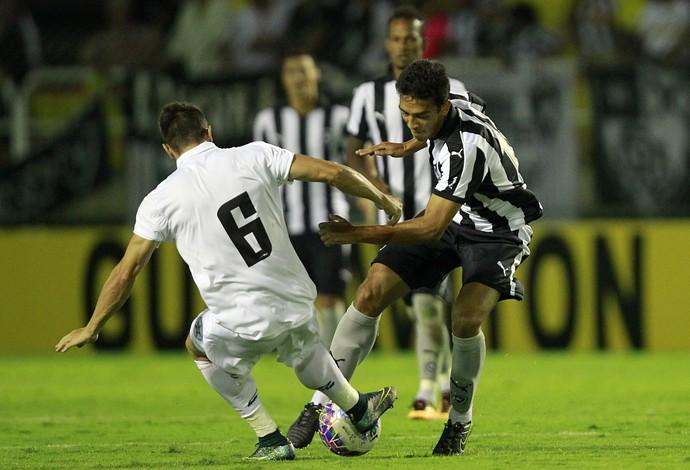 Lucas Zen, Botafogo (Foto: Vitor Silva/SSPress/Botafogo)