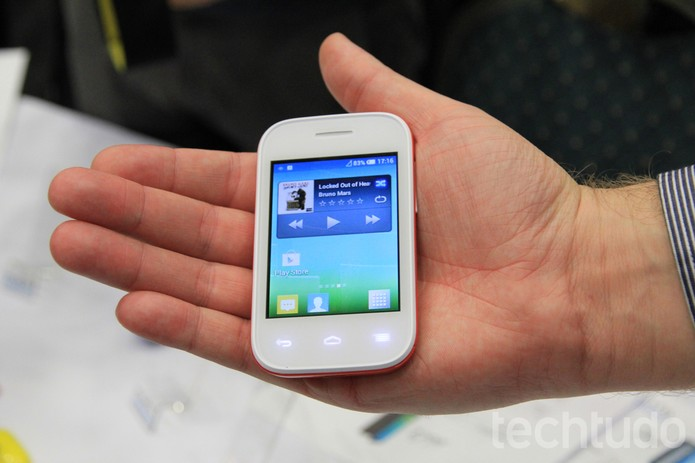 One Touch Pop Fit (Foto: Foto: Isadora Díaz/TechTudo)
