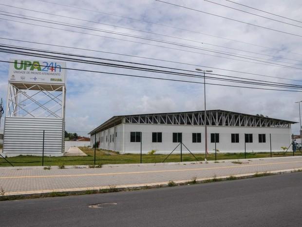 UPA Trapiche da Barra (Foto: Divulgação/Prefeitura de Maceió)