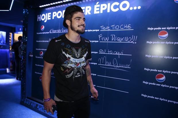 Caio Castro (Foto: Felipe Panfili e Marcello As Barretto / AgNews)