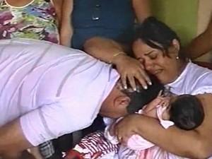 Com guarda disputada, bebê achado em lixo no Ceará é mandado a abrigo (Foto: Reprodução/TV Verdes Mares)