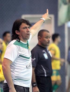 Granja, técnico, Copa TVM (Foto: Zerosa Filho/Divulgação)