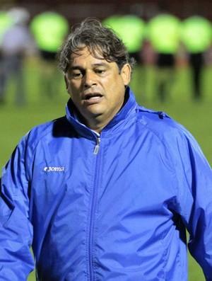 Marcelo Veiga, técnico do Botafogo-SP (Foto: Rogério Moroti/Ag. Botafogo)