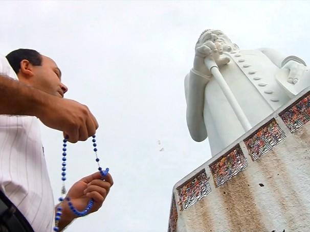 Região tem artesanato, boa comida e monumentos belíssimos (Foto: Globo)