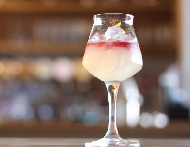 Terra Nostra, drink criado por Zulu Bartender (Foto: Reprodução)