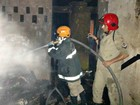 Incêndio atinge residência na Zona Centro-Oeste de Manaus