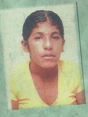 Ana Paula desapareceu na última sexta-feira (29) (Foto: Arquivo da família)