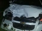 Casal morre em acidente com motocicleta próximo à Alça Viária