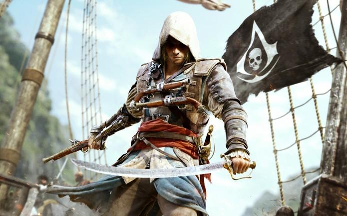 Assassin's Creed IV: Black Flag (Foto: Divulgação) (Foto: Assassin's Creed IV: Black Flag (Foto: Divulgação))