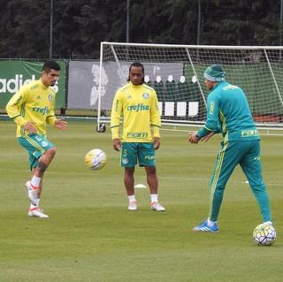 Egídio Arouca Palmeiras (Foto: Rodrigo Faber)