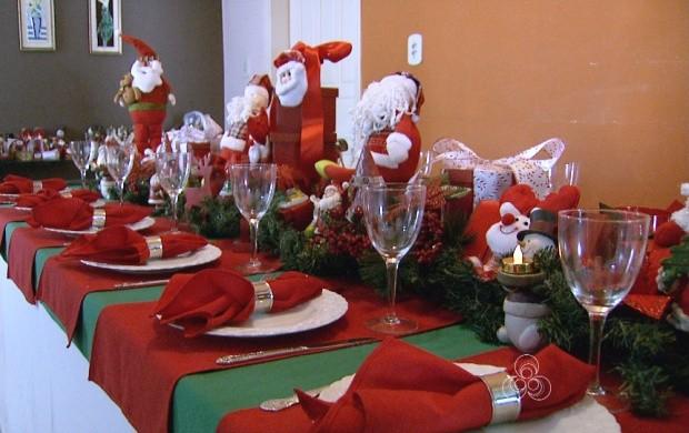Rede globo roraima roraima tv d dicas de decora o natalina para mesa de jantar - Manteles mesas grandes ...