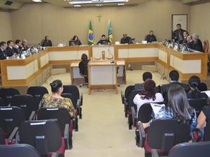 Escolha de novo desembargador estava prevista para 12 de fevereiro (Foto: Ascom/Tjap)