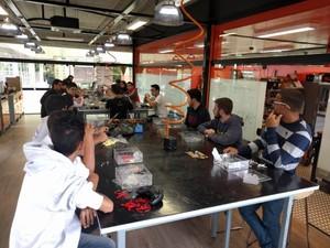 'Fab Lab' funcioná em Sorocaba há um ano (Foto: Divulgação)