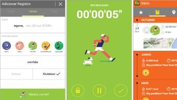 Agora você monitora 15 modalidades  diferentes (eu_atleta)