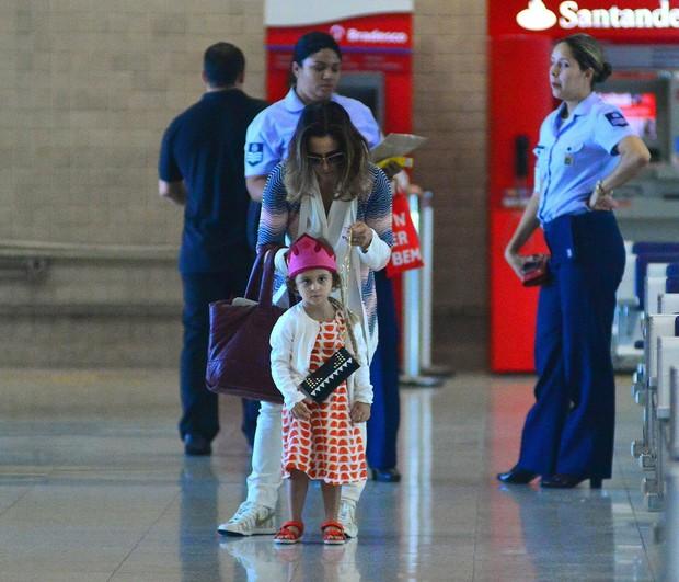 Guilhermina Guinle e filha (Foto: AgNews  / AgNews)