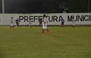 Treze e Campinense buscam reação no Camnpeonato Paraibano Sub-19