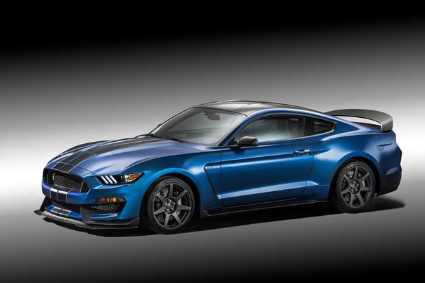 Mustang Ford (Foto: Divulgação)