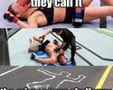 Fãs zoam Browne por derrota para Derrick Lewis, e nem Ronda escapa