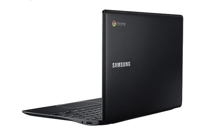 Novos Chromebooks da Samsung vêm com chip octa-core e acabamento parecido com Galaxy Note 3 (Foto: Reprodução/ Samsung)