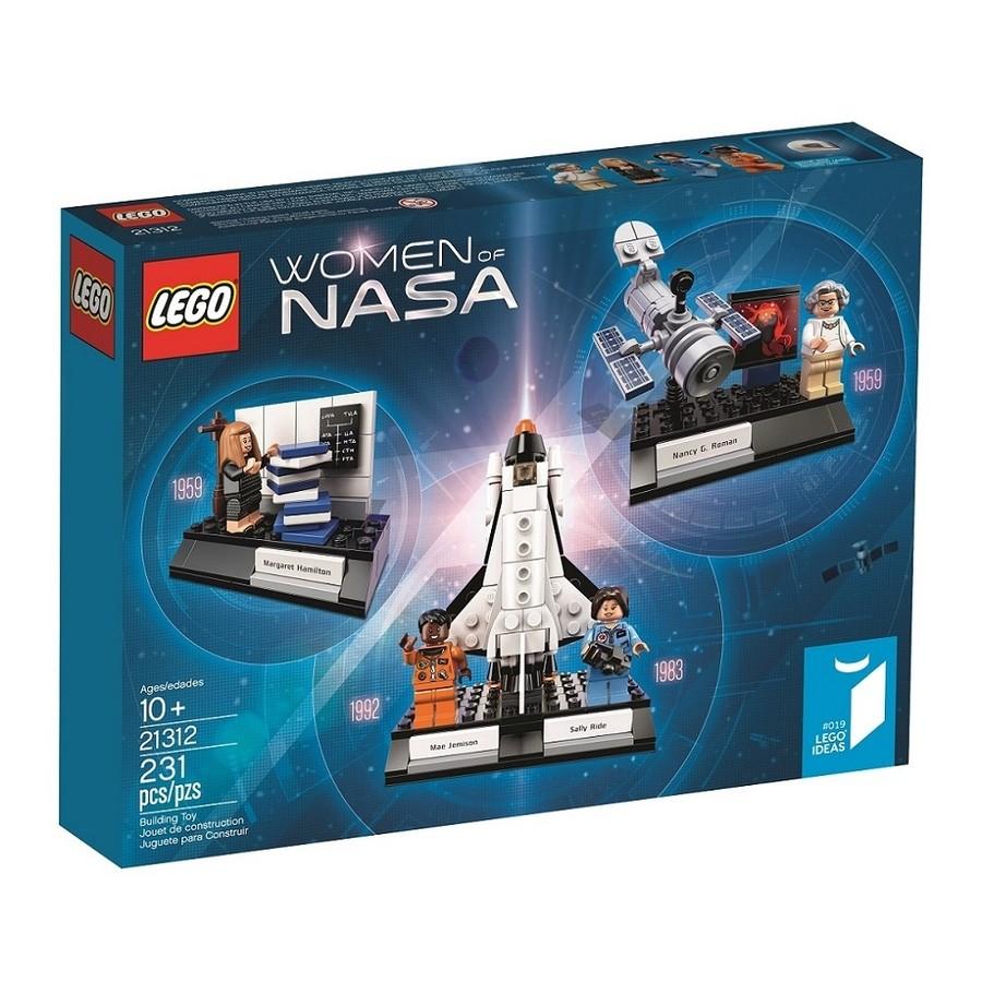 LEGO cientistas da NASA (Foto: Divulgação/ LEGO)