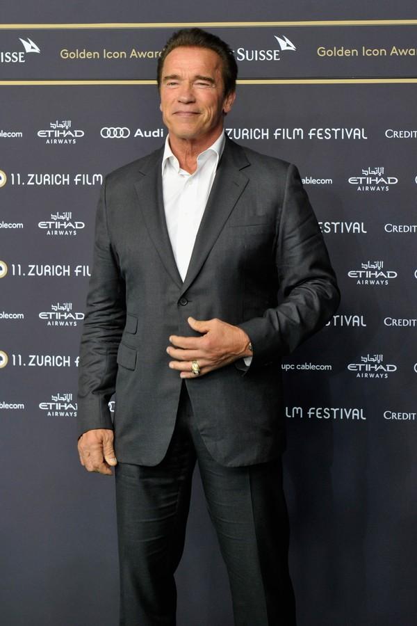 O ator Arnold Schwarzenegger (Foto: Getty Images)