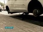 Motoristas relatam furtos de rodas de carros em São Paulo