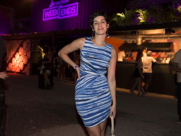 Maria Flor em festa no Rio (Foto: Felipe Panfili/ Divulgação)