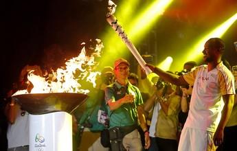 Chama Olímpica chegará a Sergipe neste sábado pela manhã em Canindé