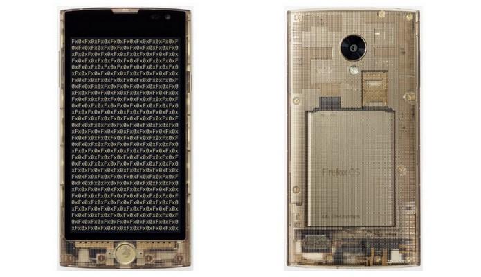Fx0, smart com sistema operacional da Mozilla, é lançado no Japão (Foto: Divulgação)
