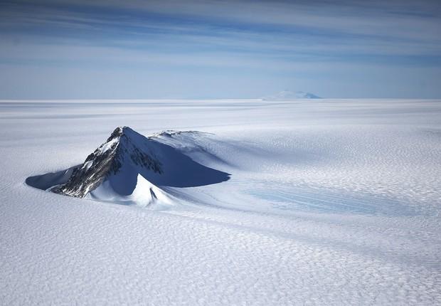 Antártica - Antártida  (Foto: Mario Tama/Getty Images)