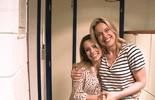 Fernanda Gentil encontra Sandy nos bastidores do 'Tamanho Família', e Gshow flagra tudo!