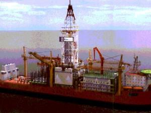 Propina foi paga em contrato de afretamento do navio-sonda Titanium Explorer (Foto: Reprodução)