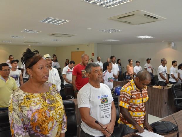 Audiência pública faz parte das atividades que celebram a Consciência Negra (Foto: Ascom/OAB)