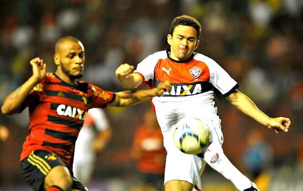 Sport x Vitória Série A (Foto: Aldo Carneiro / Pernambuco Press)