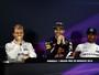 """Após mais um problema em seu carro, Hamilton afirma: """"Está virando rotina"""""""