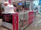 'Espaço Rosa' é inaugurado em shopping de Salvador com festa