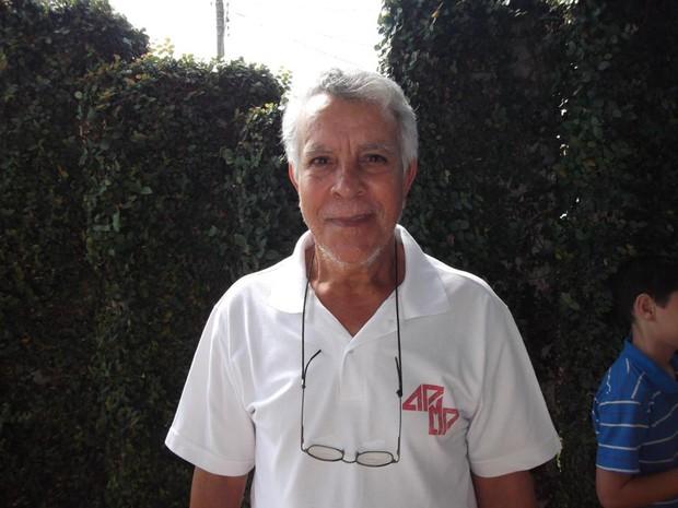 Aposentado foi visto pela última vez na quarta-feira (3) em São João da Boa Vista (Foto: Roberto de Oliveira/Arquivo Pessoal)