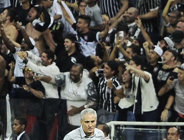 Tite Corinthians x São Paulo