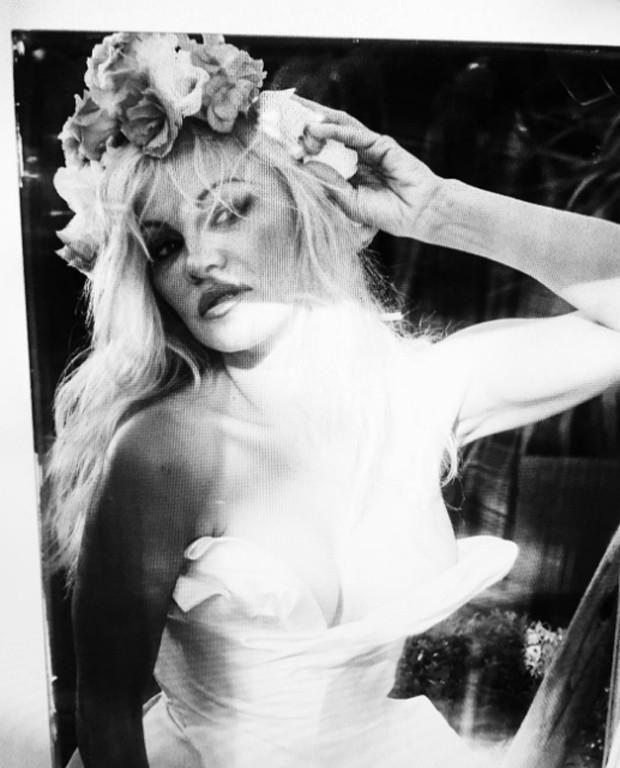 Pamela Anderson (Foto: Reprodução/Instagram)