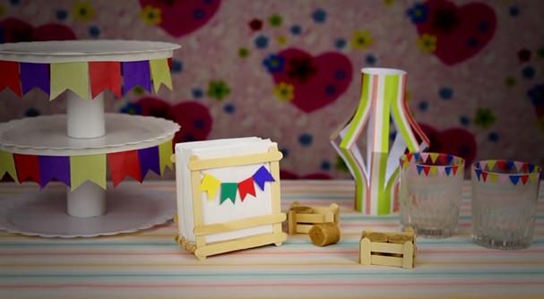 DIY: festa junina (Foto: Dany Martines)