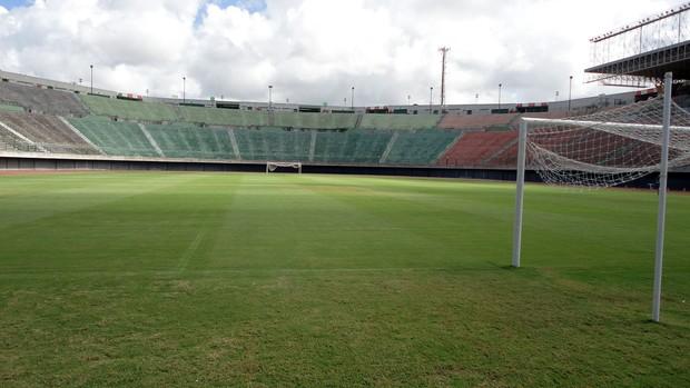 estádio de pituaçu; salvador (Foto: Raphael Carneiro)